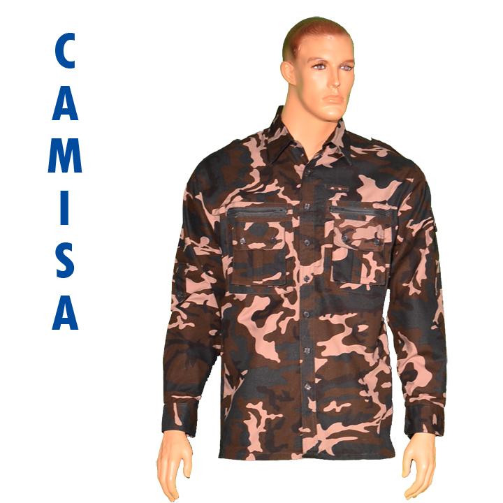 Camisa M/Larga