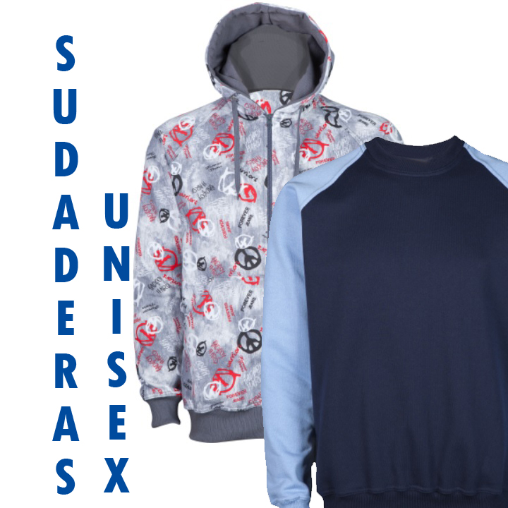Sudadera Unisex