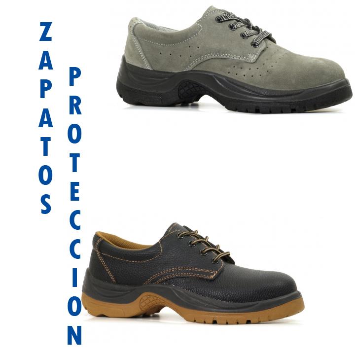 Zapato con Proteccion